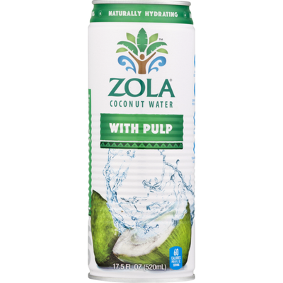 Zola Coconut Water With Pulp
