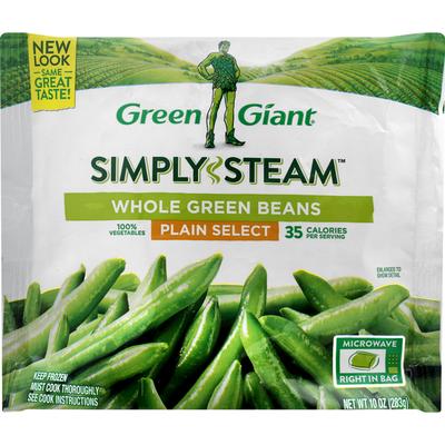 Green Giant Plain Select Whole Green Beans