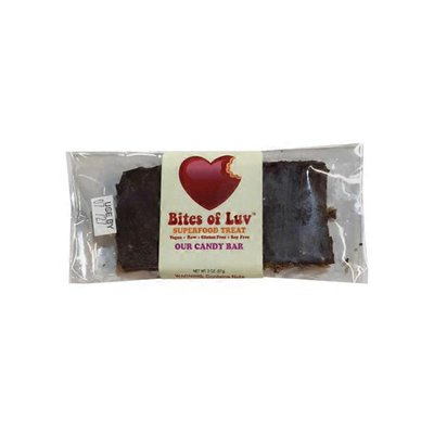 Bites Of Luv Cookie Our Candy Bar Organic