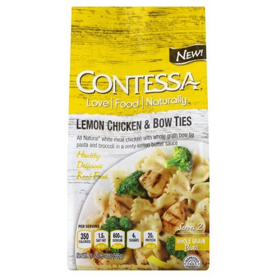 Contessa Lemon Chicken & Bow Ties Entree