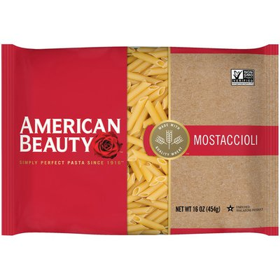 American Beauty Mostaccioli