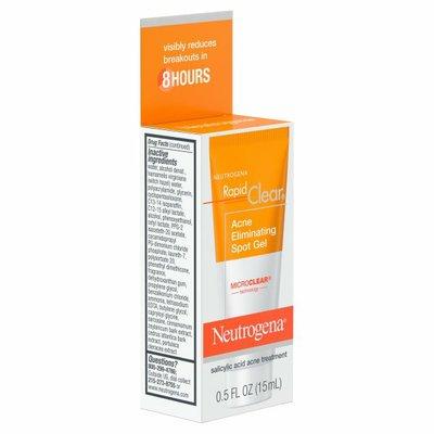 Neutrogena® Rapid Clear Acne Eliminating Spot Gel With Witch Hazel