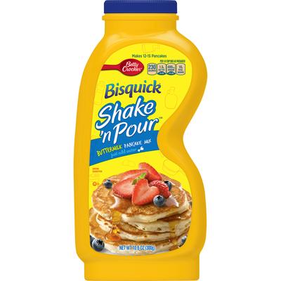 Betty Crocker Pancake Mix, Buttermilk, Shake 'n Pour