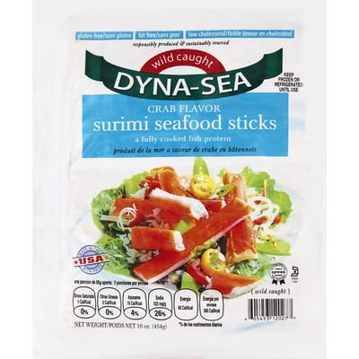 Dyna-Sea Surimi Seafood Sticks