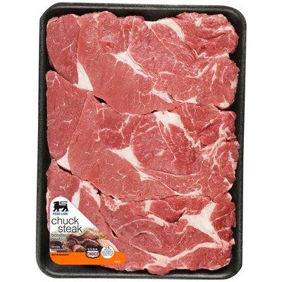 Food Lion Beef Chuck Steak Value Pack