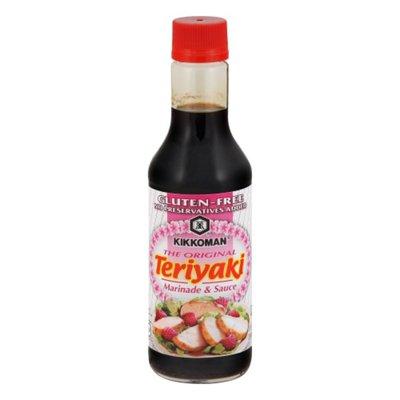 Kikkoman Marinade & Sauce, Gluten-Free, Teriyaki