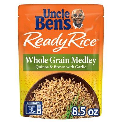 Uncle Ben'S Ready Medley Quinoa & Brown Rice