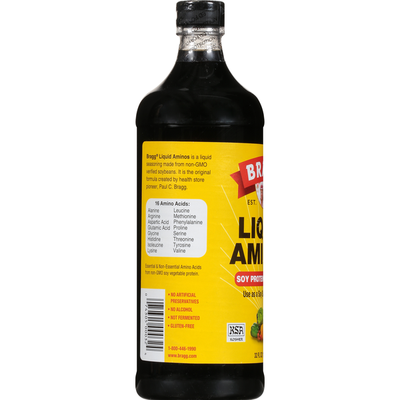 Bragg Liquid Aminos