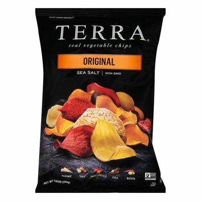 TERRA Original Sea Salt Real Vegetable Chips