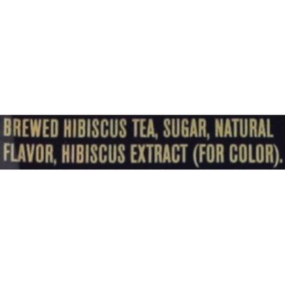 Pure Leaf Mango Hibiscus Brewed Herbal Tea