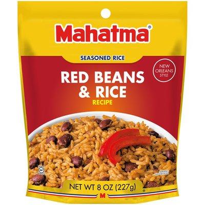 Mahatma Seasoned Rice Red Beans & Rice Recipe