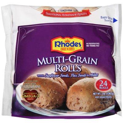 Rhodes Multi-Grain Frozen Rolls Dough