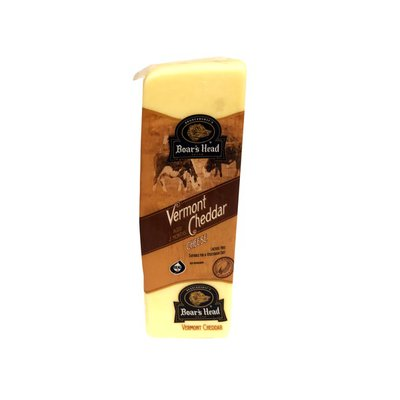 Boar's Head White Vermont Cheddar Cheese
