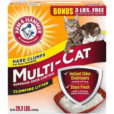 Arm & Hammer Multi-Cat Superior Odor Control Clumping Arm & Hammer Multi-Cat Superior Odor Control Clumping Litter