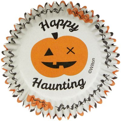 Wilton Happy Haunting Cupcake Liners, 75-Count