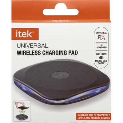 Itek Wireless Charging Pad, Universal