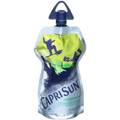 Capri Sun Strawberry Kiwi Juice Drink