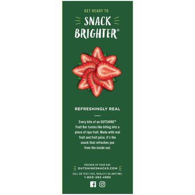 Outshine Strawberry Fruit Bars