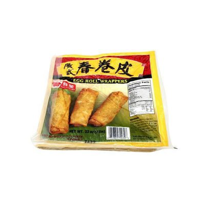 Wei Chuan Egg Roll Wrappers