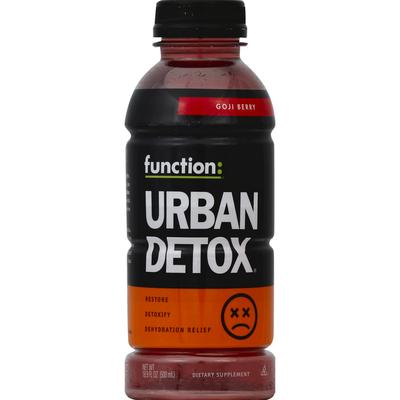 Function Drinks Urban Detox, Goji Berry