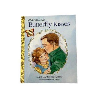 Golden Books Butterfly Kisses Hardcover