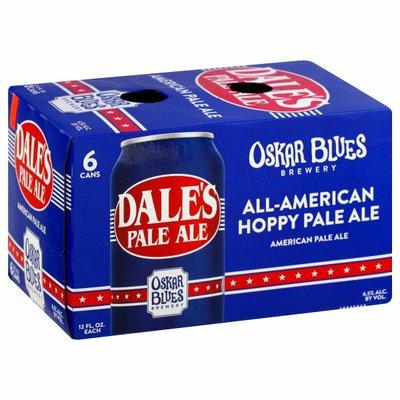 Oskar Blues Brewery Dale's Pale Ale