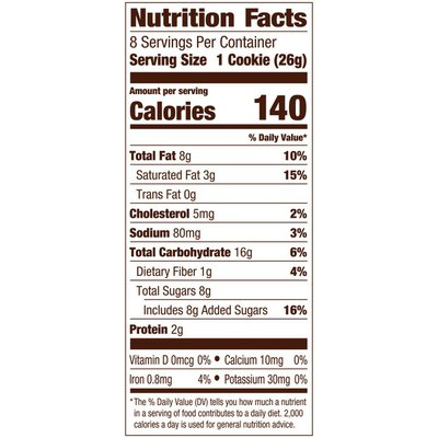 Pepperidge Farm®  Chesapeake® Crispy Dark Chocolate Pecan Cookies
