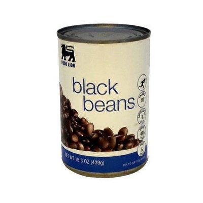 Food Lion Black Beans