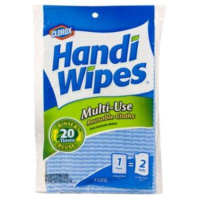 Handi-Wipes Reusable Cloths, Multi-Use