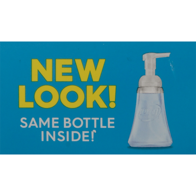 Dial Complete Antibacterial Foaming Hand Wash, Spring Water