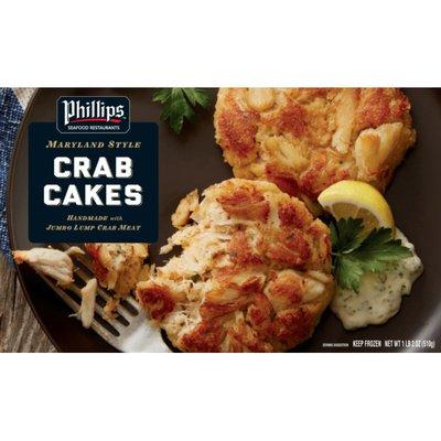 Philips Crab Cakes