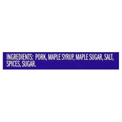 Jones Dairy Farm Pork Sausage Links, Maple