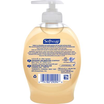 Softsoap Moisturizing Hand Soap Milk & Golden Honey