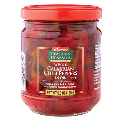 Wegmans Whole Calabrian Chili Peppers In Oil