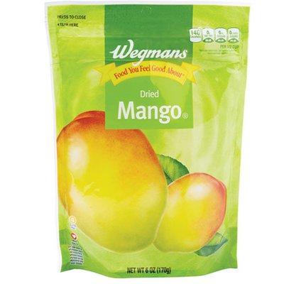 Wegmans Dried Mango