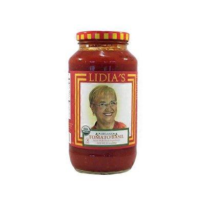 Lidia's Organic Tomato Basil Pasta Sauce