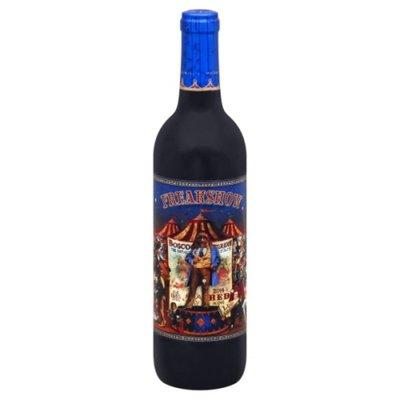Freakshow Red Wine, Lodi, California, 2014