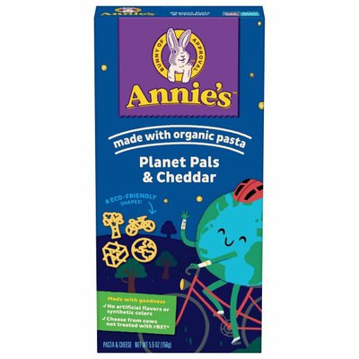 Annie's Pasta & Cheese, Planet Pals & Cheddar