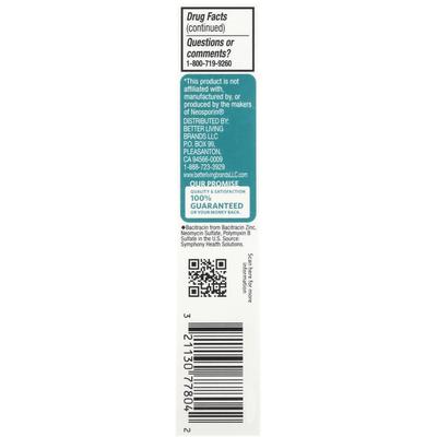 Signature Care Triple Antibiotic Ointment, Original Strength