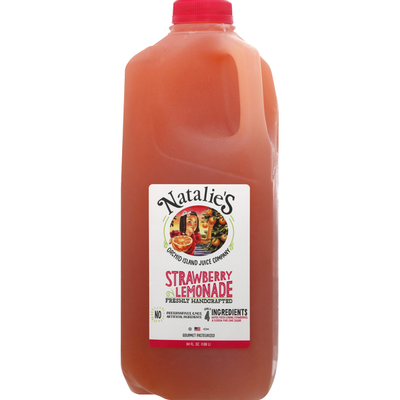 Natalie's Lemonade, Strawberry