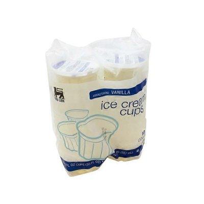 Food Lion Ice Cream Cups