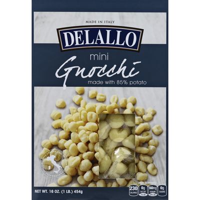 DeLallo Mini Potato Gnocchi