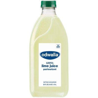 Odwalla Lime 100% Juice