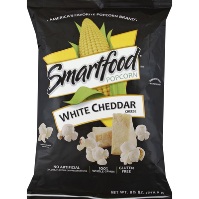 Smartfood White Cheddar Cheese Popcorn