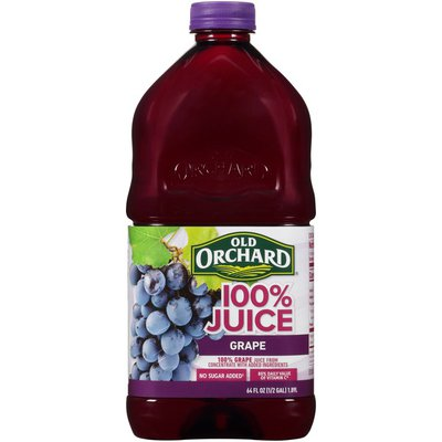 Old Orchard Grape 100% Juice