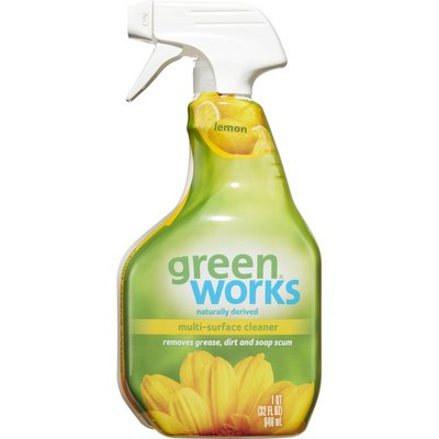 Green Works All-Purpose Cleaner, Natural, Simply Tangerine Scent