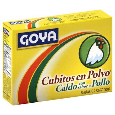 Goya Powdered Chicken Flavored Bouillion