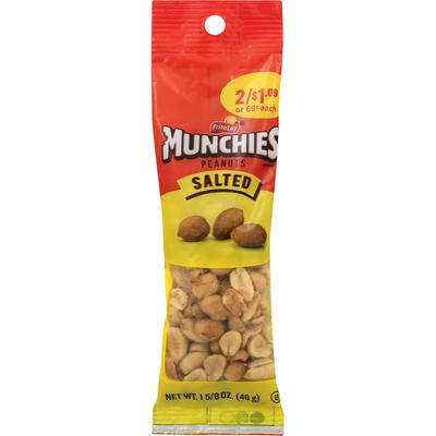 MUNCHIES Salted Peanuts
