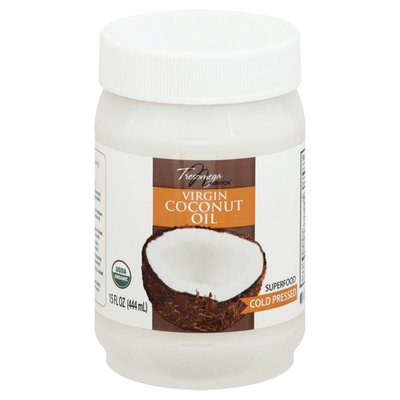 Tresomega Coconut Oil, Virgin