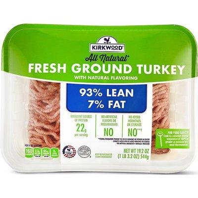 Fit & Active Fresh 93% Lean Ground Turkey